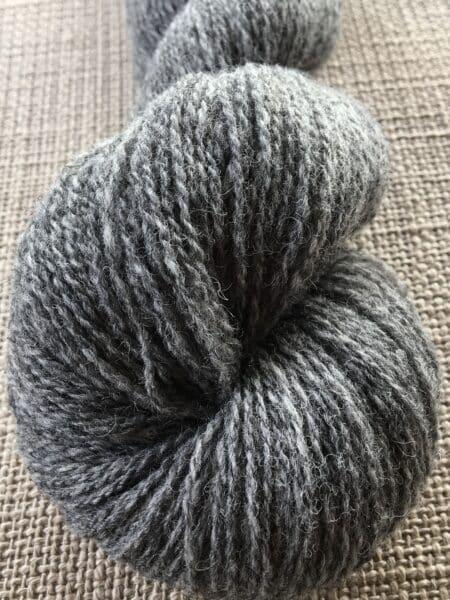 #42 tynd - mellemgrå