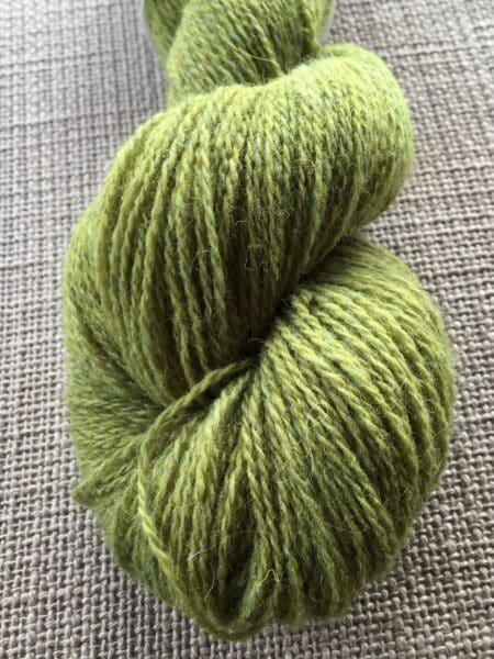 #10 tynd - grøn