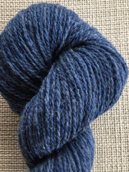 #10 medium - mellemblå