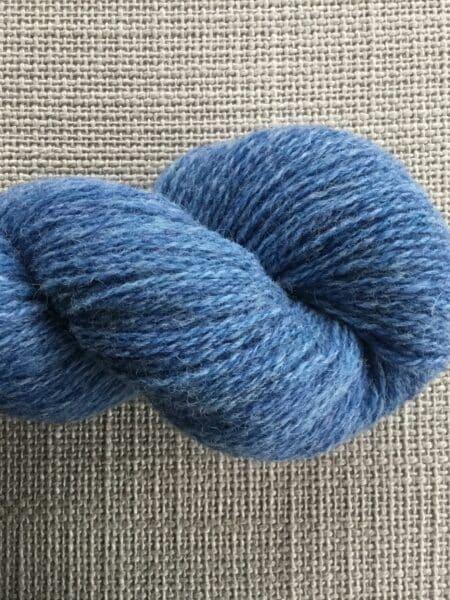 #14 tynd - klar blå